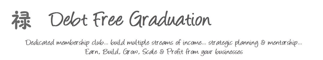Debt Free Graduation